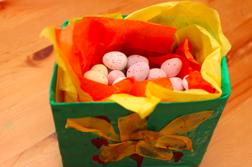 Crafting: Easter Basket
