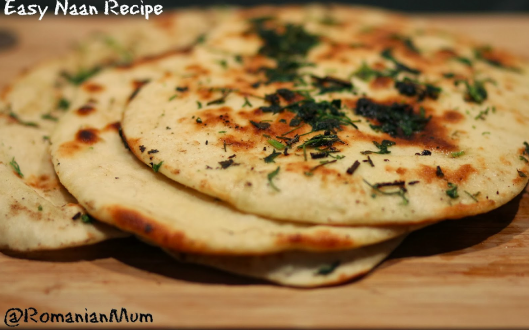 Easy Naan Bread Recipe