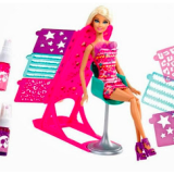 Barbie Hairtastic Colour and Design (Review)