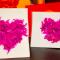 Crafting with the kids: Valentine's Day Cards