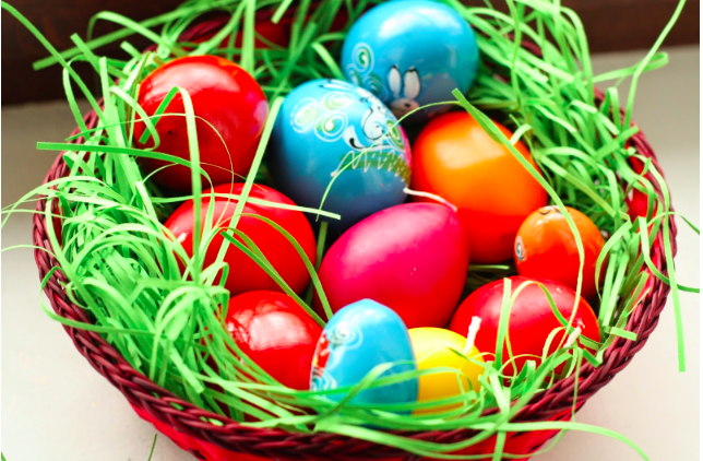 How to decorate your home this Easter