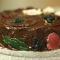 Muddy Halloween Chocolate Cake & Foodie Friday Linky