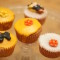 Halloween Citrus Cupcakes