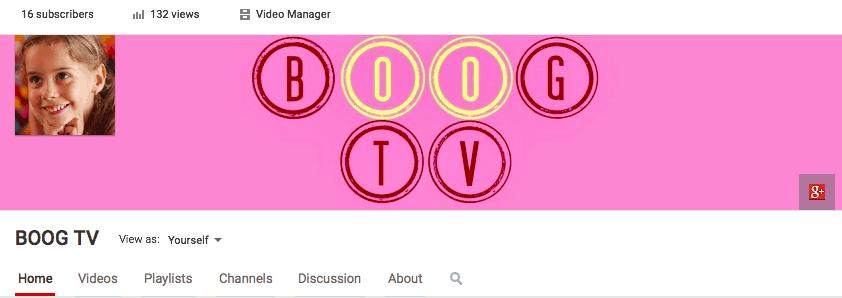 Boog TV