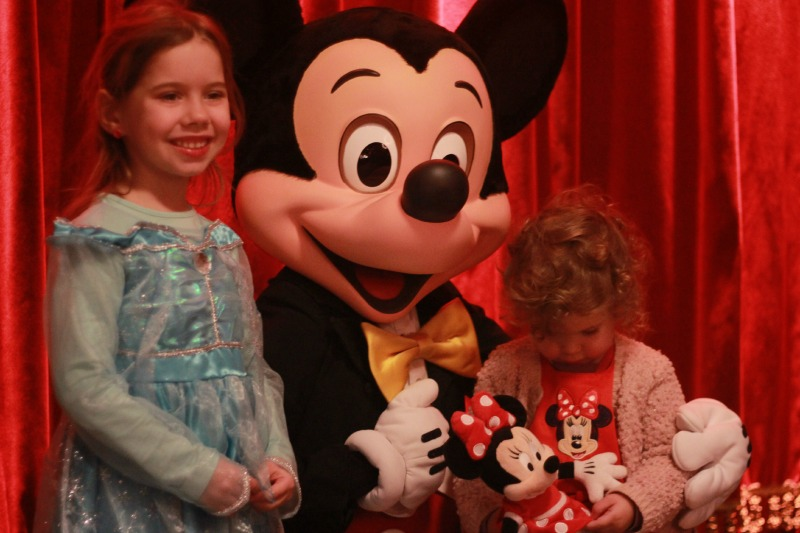 Mickey Mouse Disneyland Paris