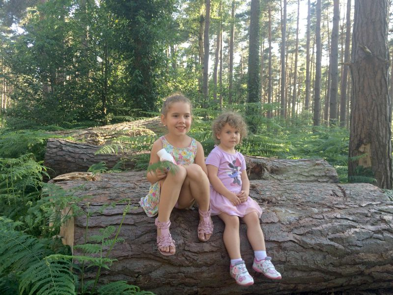 Anastasia and Kara