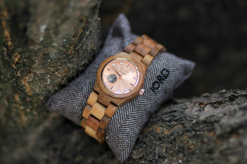 Cora Jord Wood Watch Review