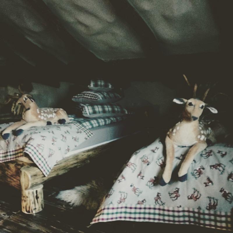 Bambi's Kids Bedroom