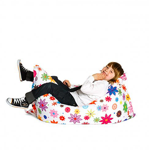 Fashion Mini Bull beanbag Sitting Bull
