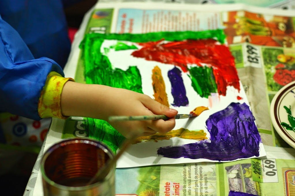 painting activity #kids
