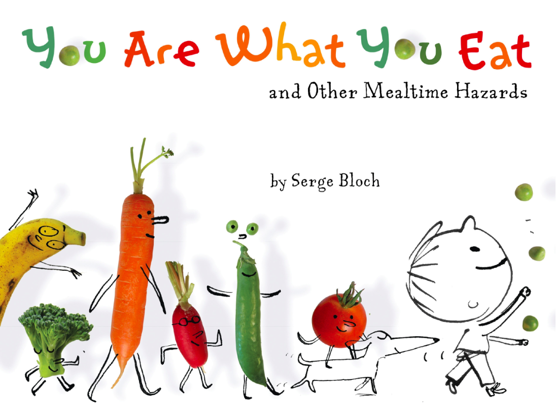 you are what you eat children #book