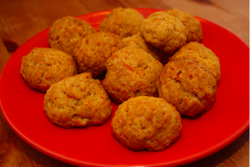 Carrot biscuits recipe