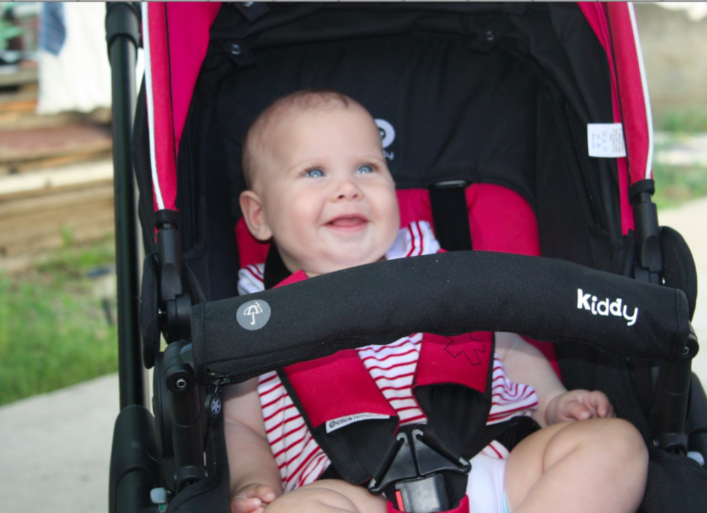 Kiddy Click'n Move 3 Buggy Review