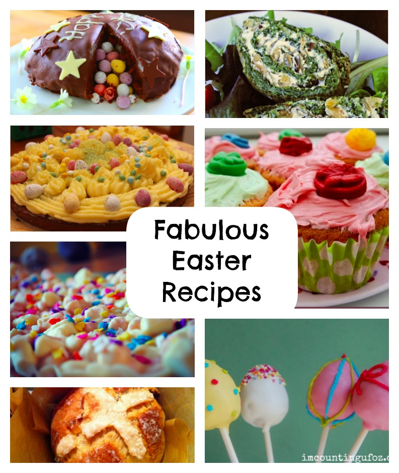 Fabulous Easter #Recipes