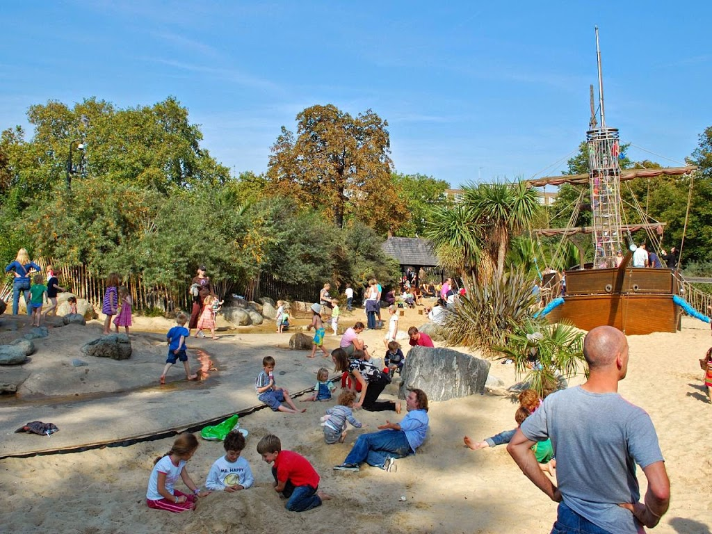The best parks and playgrounds for kids in London