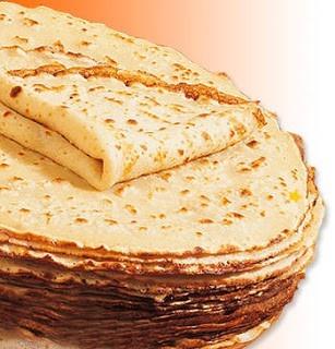 Romanian Pancakes - Clatite