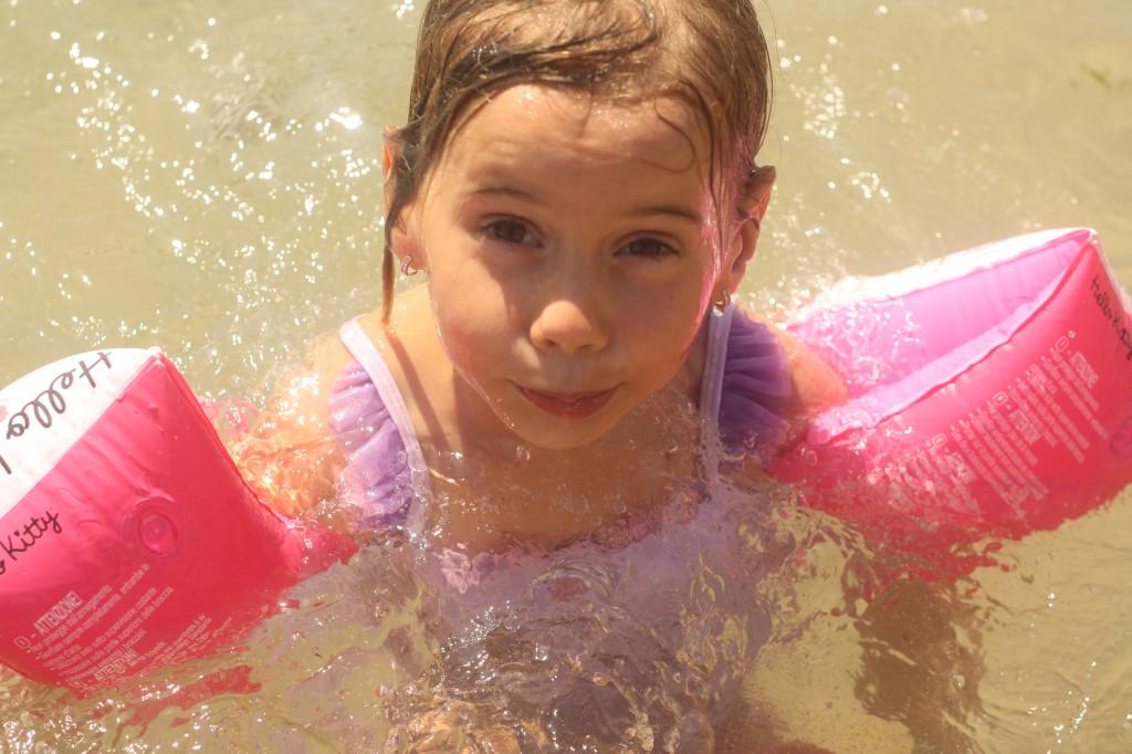 Sun, sand and family fun…