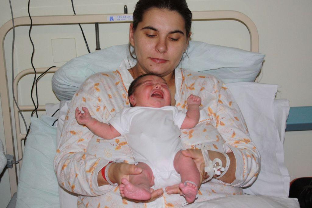 Kara and mummy