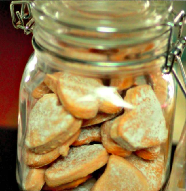 Little Heart Cookies