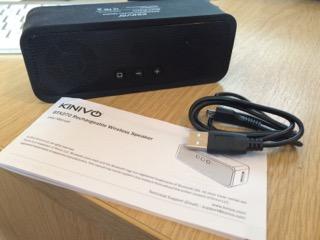 The Kinovo Wireless Speaker BTX270