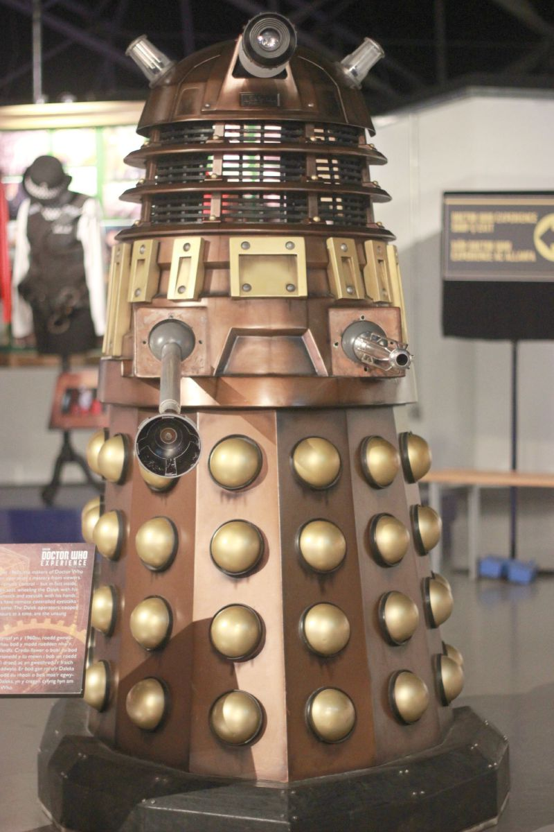 Dr Who Experience - Dalek