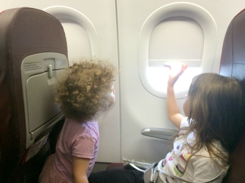 Tips for a stress free journey with kids