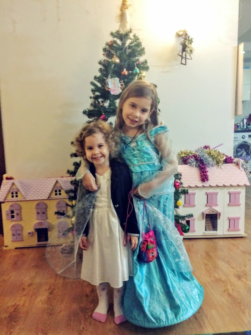 Sisters { January}