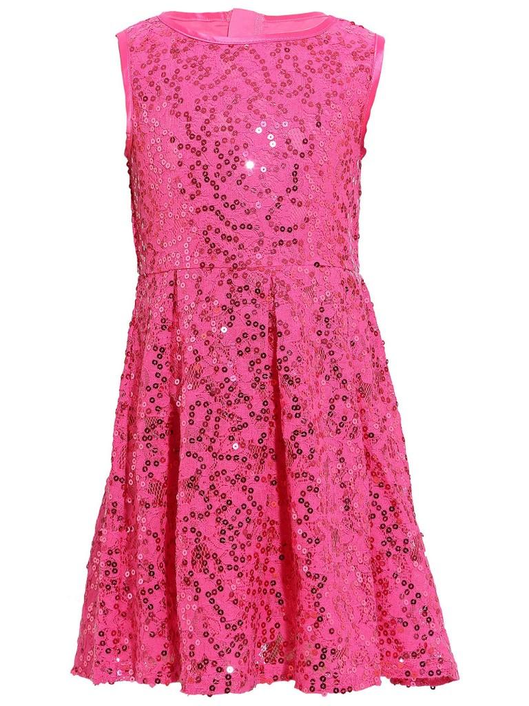 Yumi Girls Girls Majestic Sequin Dress