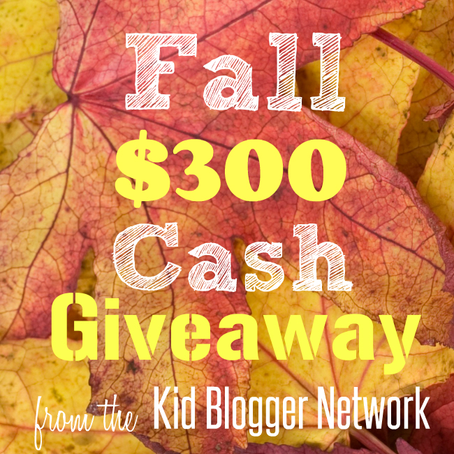 Fall Giveaway 2016 for KBN
