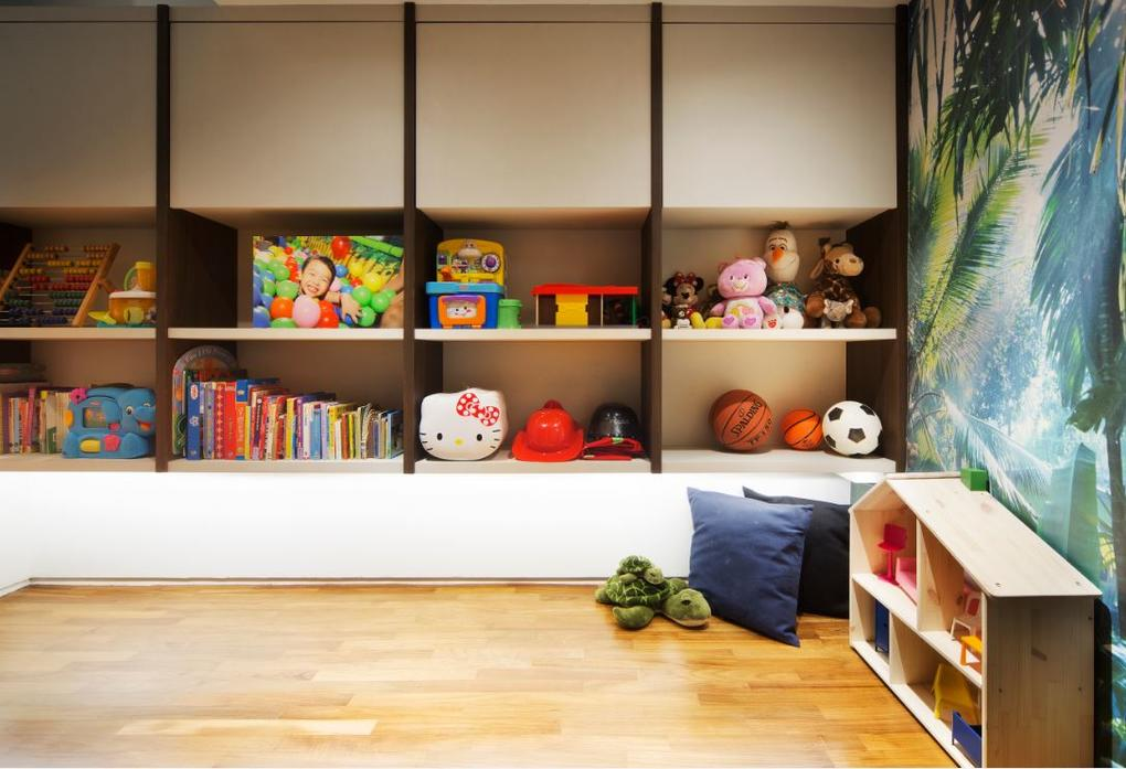 How to decorate a bedroom your child will love