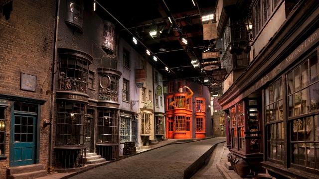 Warner Brothers Studio Tours Harry Potter